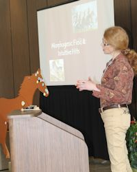 Margie Godson At National EFT